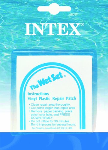 Rustine piscine intex for Rustine liner piscine