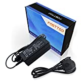 Fasttop Laptop Charger for Samsung Series NP300U 300U NP900X4C NP900X3C NP900X3A NP900X1B 900X3B NP530U3C-A06 NP530U3C-A01 NP530U3B-A04 NP530U3B-A01 530U3C 530U3B NP305U1A NP305U NP530U3C 900X4C 900X3C 530U3C-A06 530U3C-A01 530U3B-A04 [19V 2.1A 40W]