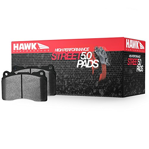 Hawk Performance HB543B.760 HPS 5.0 Disc Brake Pad (07 Vw Passat Performance Parts compare prices)