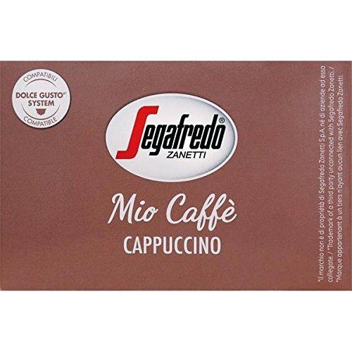 Get Segafredo mio caffe cappuccino x5 107g - (Unit Price) - Sending Fast And Neat - Segafredo mio caffe cappuccino x5 107g - Sucrée