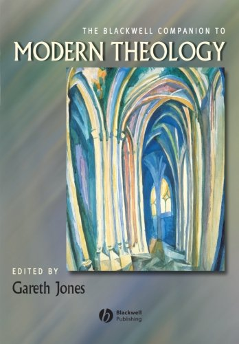 The Blackwell Companion to Modern Theology