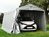 Portable Garage PRO 3,3x6x2,4 m Carport Canopy Storage Shelter Tent Garden Shed
