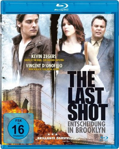 The Last Shot - Entscheidung in Brooklyn [Blu-ray]