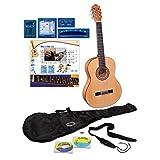 eMedia My Guitar Beginner Pack for Kids, 1/2 Size, 30