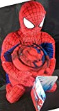 The Amazing Spiderman Marvel Plush and Throw