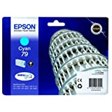 Epson WorkForce Pro WF-5190 DW (79 / C 13 T 79124010) - original - Ink cartridge cyan - 800 Pages