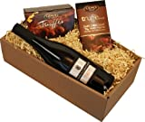 """Geschenkset """"Gaumenfreude"""" - Wein und Schokolade, 1er Pack"""