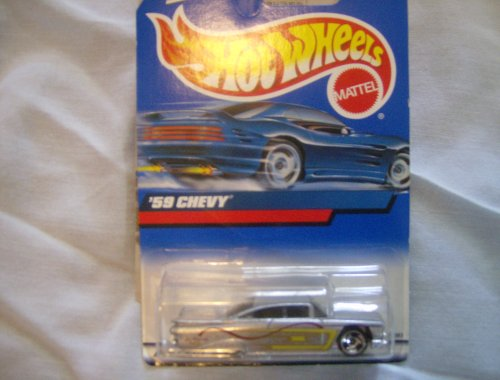 Hot Wheels 59'Chevy #116 2000 Series 1:64 Scale - 1