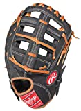 Rawlings Player Preferred Series RFB First Base Mitt, Right-Hand Throw (13-Inch)
