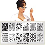 MoYou-London Nail Art Image Plate Pro XL Collection - 14