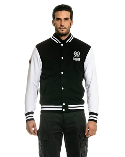 Lonsdale Fleece College Giacca