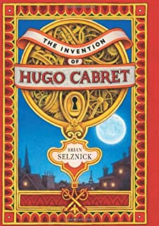 Book Cover: The Invention of Hugo Cabret