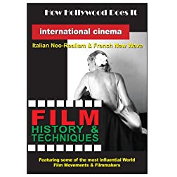 How Hollywood Does It - Film History & Techniques International Cinema