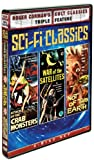 Roger Cormans Cult Classics Triple Feature (Attack of the Crab Monsters / War of the Satellites / Not of This Earth)