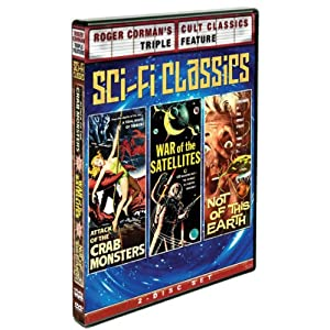 WAR OF THE SATELLITES: CULT CLASSICS TRIPLE FEATURE 1