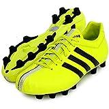 アディダス(adidas) 日本人仕様 ハードグラウンド用 サッカースパイク 26.0cm パティーク11nv-ジャパン HG B24582 セミソーラーイエロー/コアブラック/シルバーメット 国内正規品