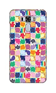 ZAPCASE Printed Back Cover for Asus Zenfone 3 Laser (ZC551KL)