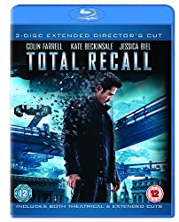 Total Recall (Blu-ray + UV Copy)  [2012][Region Free]