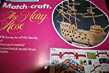 Hobby's Matchcraft Mary Rose Matchstick Model Kit