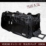 Amazon.co.jpVERCHE 特大型 キャリーバッグ キャスター付バッグ USR36