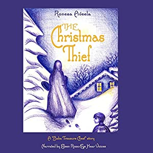 The Christmas Thief Audiobook
