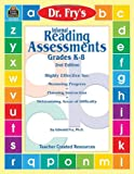 Informal Reading Assessments by Dr. Fry (Dr. Frys Informal Reading)