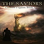 The Saviors: Locmire's Quest, Book 2 | Brian Hutchinson