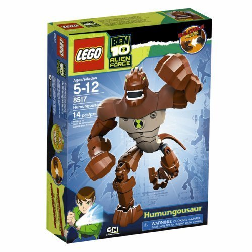 Lego Ben 10 Alien Force Humongousaur (8517) By Lego Picture