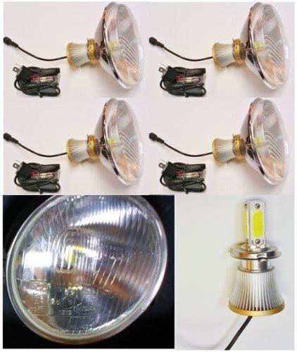 Mp-5-Ub-Led Four 5 3/4 Inch Lamp Kit