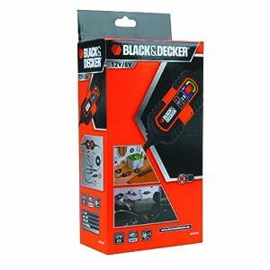 Black and Decker BDV090 Erhaltungsladegerät 6/12 Volt from Black & Decker