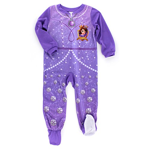 Kids Cotton Footed Pajamas