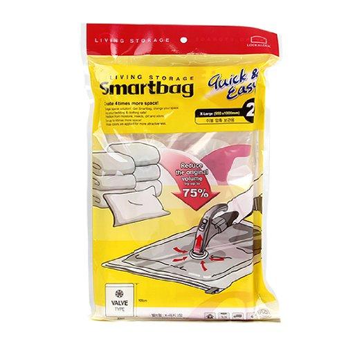 Best Deal 2P Lock & Lock Vacuum Smart Bag Seal Storage Space ...