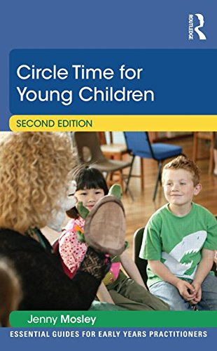 Circle Time For Young Children (Essential Guides For Early Years Practitioners) front-713917
