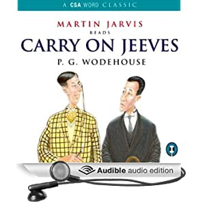 Carry On, Jeeves (Unabridged)