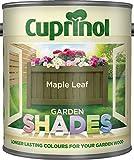New 2014 Cuprinol Garden Shades Maple Leaf 1L