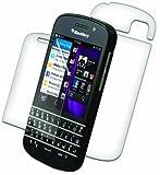 Zagg invisibleSHIELD Full Body Easy Install - Protective film kit - for BlackBerry Q10(BLKBRYQ10LE)