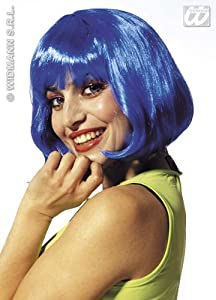 Party - Random Colours Wig for Fancy Dress Costumes & Outfits Accessory