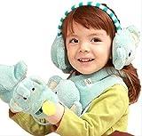 (aristar) かわいい 動物 イヤーマフ 赤ちゃん ベビー キッズ 子 用 耳あて ear muff イヤーウォーマー ランキングお取り寄せ