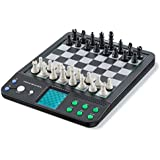 """8 in 1 Games - """"Electronic Chess"""" with Exercise & Talking Tutor Functions, Checkers & Chess Set Pieces Included, Best Electronic Chess for Kids!"""