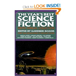 The Year's Best Science Fiction: Ninth Annual Collection by Gardner Dozois