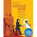 Harold and Maude (The Criterion Collection) [Blu-ray] ~ Ruth Gordon