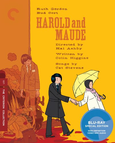Cover art for  Harold and Maude (The Criterion Collection) [Blu-ray]