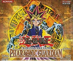 Pharaonic Guardian Unlimited Booster Box [Toy]