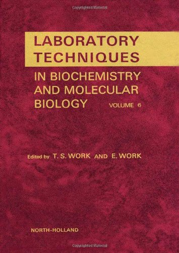 Density Gradient Centrifugation, Volume 6 (Laboratory Techniques in Biochemistry and Molecular Biology) PDF