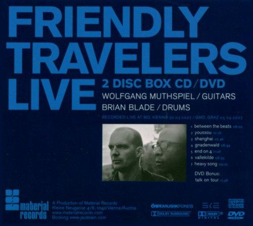 Friendly Travelers Live