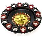 Maxam 16 Shot Roulette Drinking Game Set