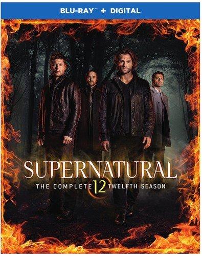 Blu-ray : Supernatural: The Complete Twelfth Season [Blu-ray] [+Peso($34.00 c/100gr)] (US.AZ.9.99-0-B01LTHMWSA.387)