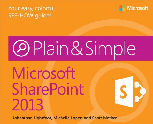 Microsoft SharePoint 2013 Plain & Simple (Simple Workflow Service compare prices)