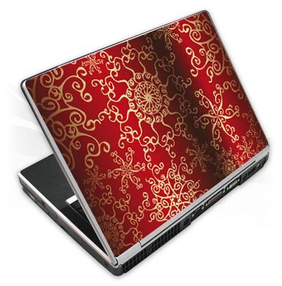 Design Skins f&#252;r TOSHIBA Satellite L670D-11T - Oriental Curtain Design Folie