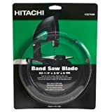 Hitachi Power Tools 327509 Band Saw Blade 63-1/2-by-3/8-by-.014